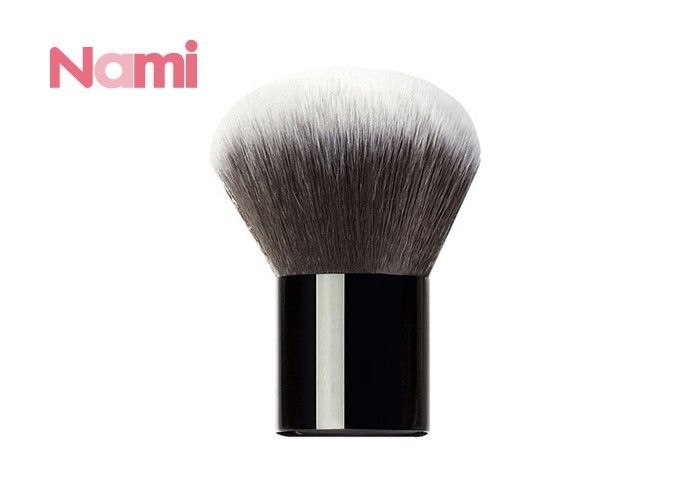 Small Powder Foundation Face Makeup Brushes Cosmetic Tool Sytheric Hair Material