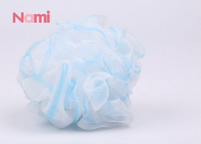 Mix Color Exfoliating Body Sponge Beauty Shower Bath Pouf For Body Scrubber