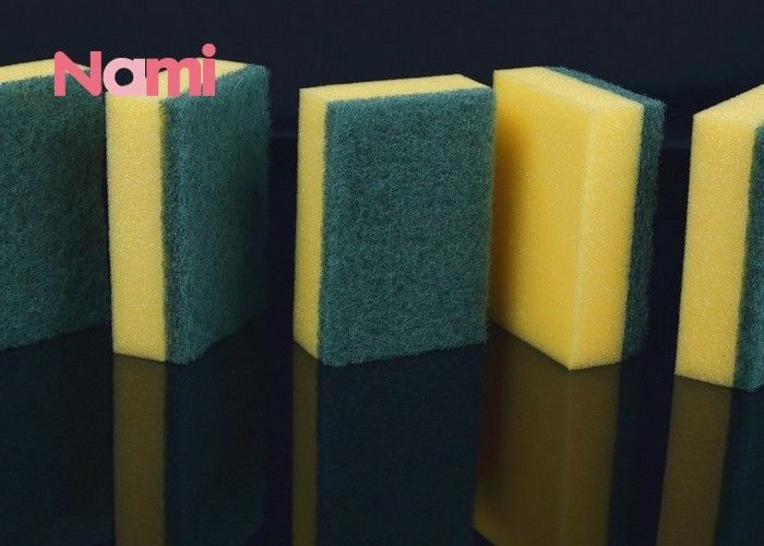 Car Washing Clean Pads Magic Block Cleaner , Magic Cleaning Eraser Sponge Durable