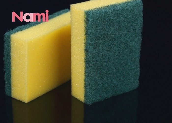 Super Water Absorption Magic Clean Eraser Melamine Sponge Washing Pads Non Toxic