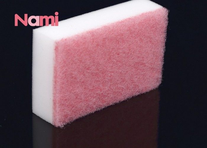 Dish Sponge Magic Clean Eraser Kitchen Scrubber Cleaning Pad Customized Shape